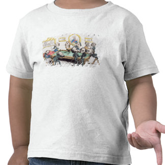 Au Cercle Imperial de Une Partie de Billard Camiseta