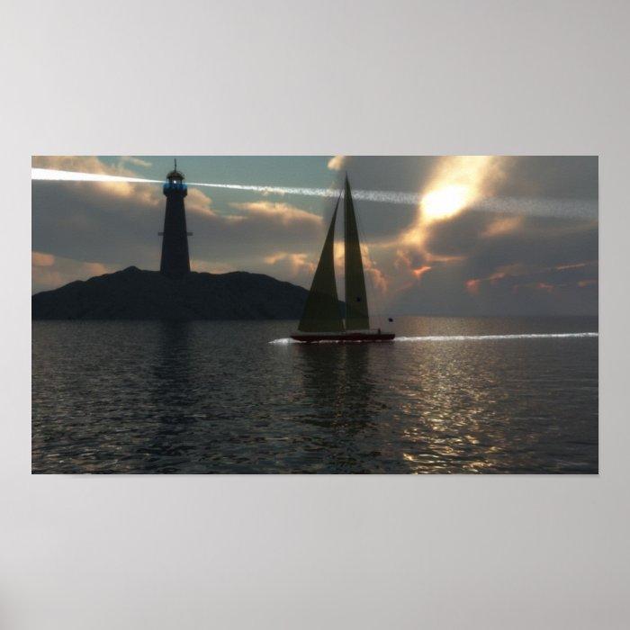 Au-del des mers (Full HD) Poster