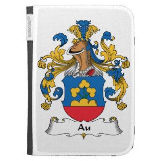 Au Family Crest Kindle Folio Case