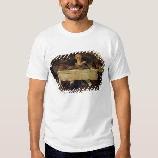 Au Gourmand', shop sign for Corcellet T-Shirt