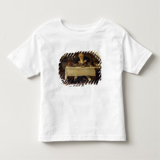 Au Gourmand', shop sign for Corcellet Toddler T-shirt