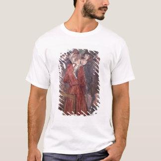 Au Moulin de la Galette, 1891 (w/c and gouache) T-Shirt