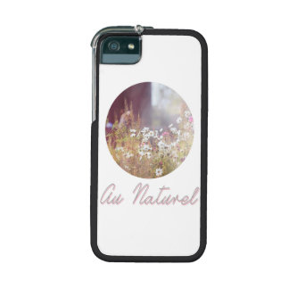 Au Naturel iPhone 5/5S Cover