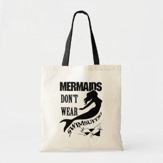 Au-Naturel Mermaid Tote Bag