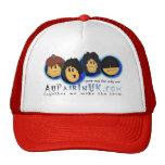 Au Pair In UK Cap Mesh Hat