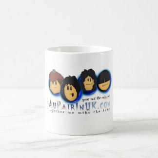 Au Pair In UK Coffee Mug