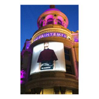 Au Printemps Store | Paris, France Stationery