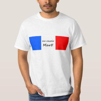 Au Revoir Mart T-Shirt
