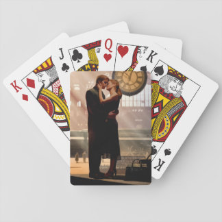 Au Revoir Playing Cards