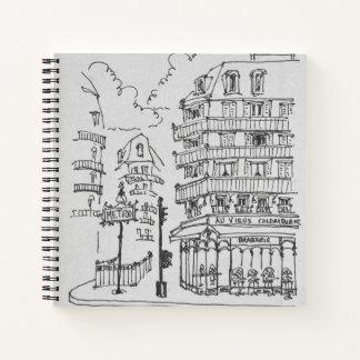 Au Vieux Colombier Boulevard Raspail | France Notebook