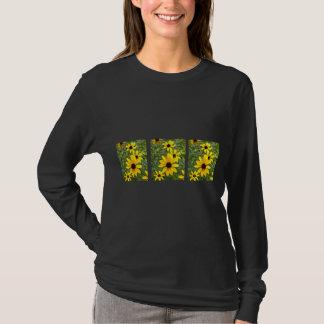 AU- Yellow Daisies Art Shirt