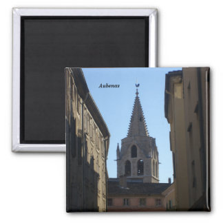 Aubenas - magnet