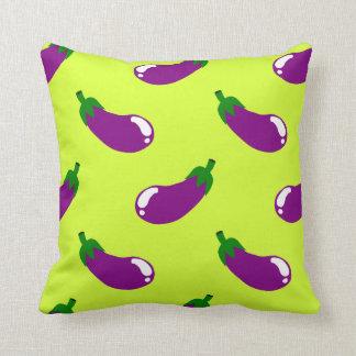 Aubergine Pillow