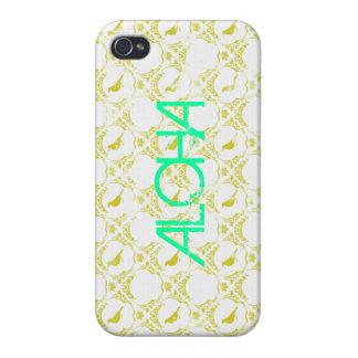 Aubrey: Aloha Bird Beach iPhone 4 Case