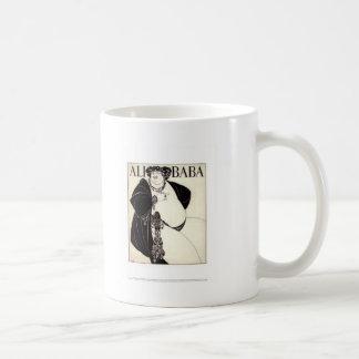 AUBREY BEARDSLEY - ALI BABA PRINT COFFEE MUGS