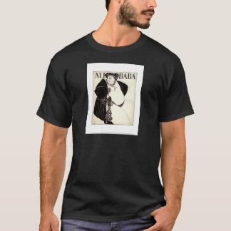 AUBREY BEARDSLEY - ALI BABA PRINT T-Shirt