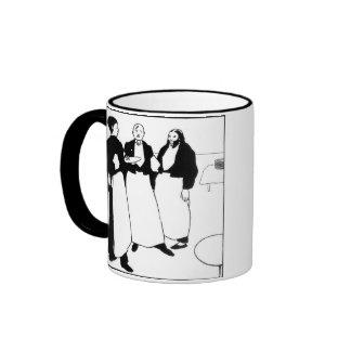 Aubrey Beardsley: garcons de cafe Mugs