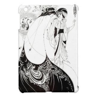Aubrey Beardsley The Peacock Skirt iPad Mini Case