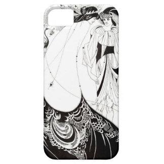 Aubrey Beardsley The Peacock Skirt iPhone 5 Case