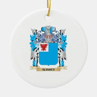 Aubrey Coat Of Arms Ornaments