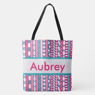 Aubrey's Personalized Tote