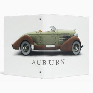 Auburn_851 Binder