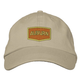 Auburn Logo Hat