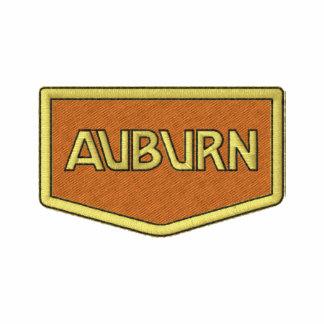 Auburn Logo Shirt Embroidered Shirt