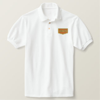 Auburn Logo Shirt Embroidered Shirt
