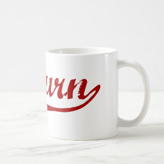 Auburn Massachusetts Classic Design Coffee Mug