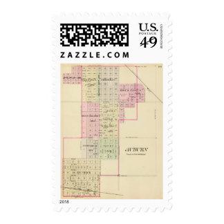 Auburn, Nebraska Stamp