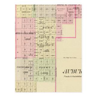 Auburn, Nebraska Postcards