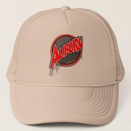 Auburn sans cap2 trucker hat