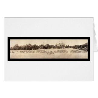 Auburn University Photo 1918 Card