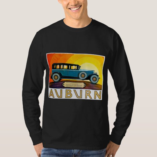Auburn ~ Vintage Motor Car Advertisement T-Shirt