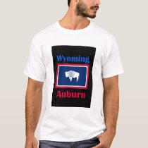 Auburn Wyoming T-Shirt