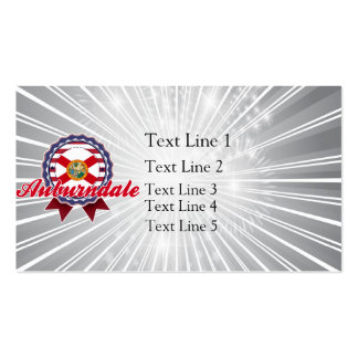 Auburndale, FL Double-Sided Standard Business Cards (Pack Of 100)