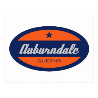 Auburndale Postcard