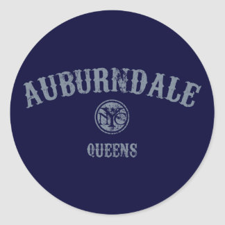 Auburndale Stickers