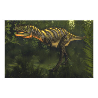 Aucasaurus dinosaur - 3D render Stationery