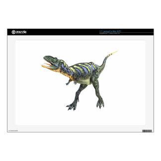 Aucasaurus Running Laptop Skin