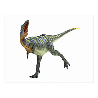 Aucasaurus Turning Left Postcard