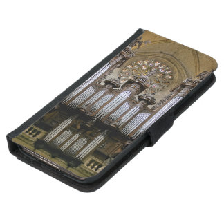 Auch Cathedral pipe organ Samsung Galaxy S5 Wallet Case