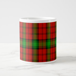 Auchinleck Scottish Tartan Giant Coffee Mug