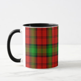 Auchinleck Scottish Tartan Mug