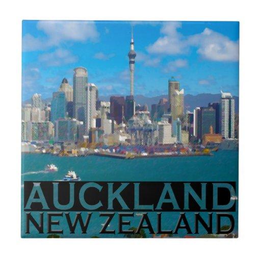 Auckland Azulejos