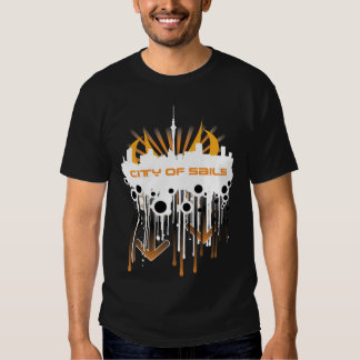 Auckland City of Sails 2 T-Shirt