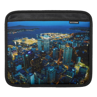 Auckland city view from the Sky Tower Sleeves For iPads