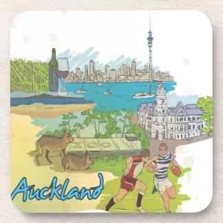 Auckland Beverage Coaster