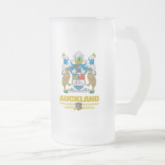 Auckland Frosted Glass Beer Mug